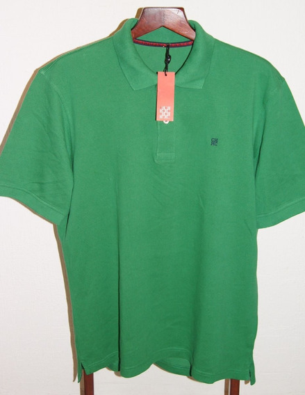Carolina Herrera Playera Polo Talla L Color Verde Original