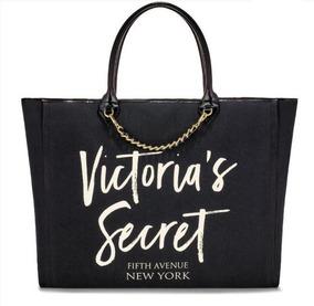 Bolsa Preta Fifth Avenue New York - Victoria Secret Original