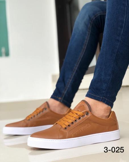 Zapato Tenis Louis Vuitton Hombre + Envio Gratis