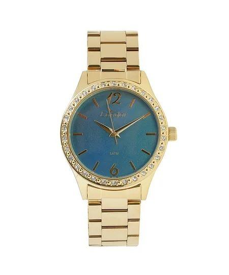 Relógio Feminino Condor Dourado Analógico Co2035kol/4a