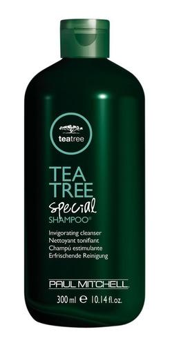 Imagem 1 de 5 de Shampoo Antioleosidade Paul Mitchell Tea Tree Special 300ml
