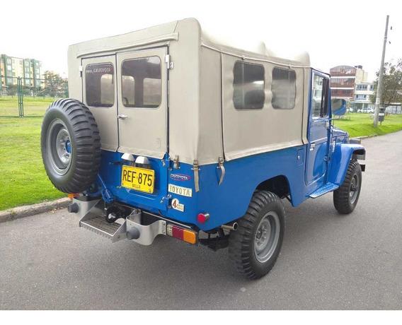 Toyota Land Cruiser 1984