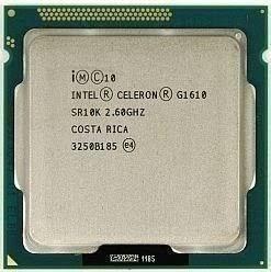 Processador Intel G1610 Socket Lga 1155
