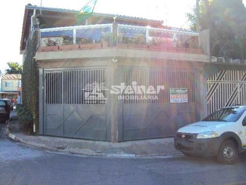 Imagem 1 de 30 de Venda Sobrado 3 Dormitórios Residencial Parque Cumbica Guarulhos R$ 600.000,00 - 33628v