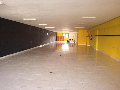 Imagem 1 de 8 de Salão Para Alugar, 244 M² - Centro - São Bernardo Do Campo/sp - Sl1296