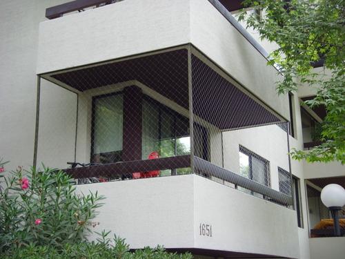 Mallas De Seguridad Para Balcones Y Terrazas