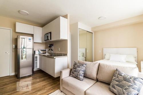 Apartamento À Venda - Real Parque, 1 Quarto,  35 - S892882914