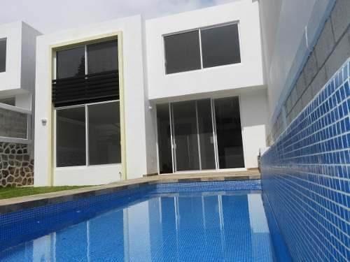 Venta De Casa Nueva En Lomas Sol, Cuernavaca...clave 2745