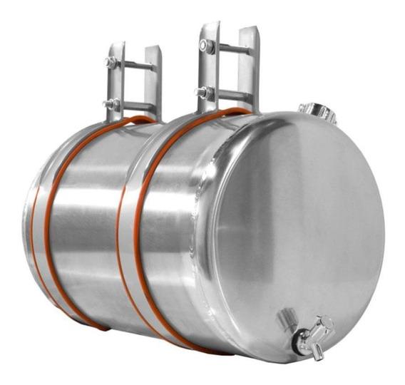 Barrica/corote/reservatório De Água De Alumínio 30 Litros