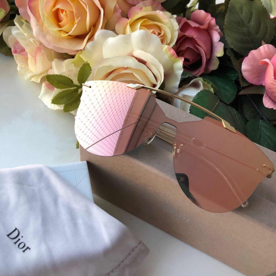 Óculos Dior Rosa So Real Reflected Original Importados