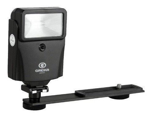 Flash Camera- Slave Digital Com Fotocélula- Cf18
