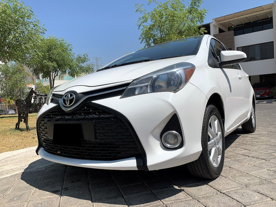 Toyota Yaris Premium Manual 2015