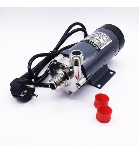 Bomba Magnética Cerveja Recirculação Cabeça Inox Mp-15r 110v