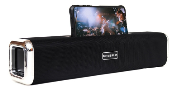 Caixa De Som Sound Bar Booms Bass L8