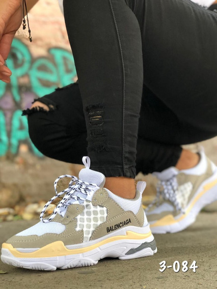 Tenis Zapatos Deportivos Zapatillas Balenciaga De Dama Mujer
