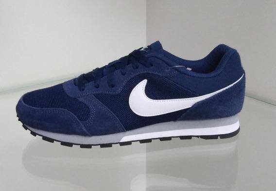 Tenis Masculino Nike Md Runner 2 Azul Marinho