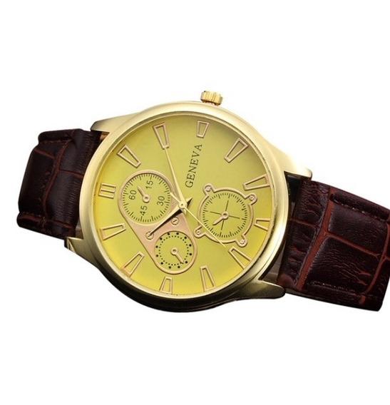 Reloj Analógico Para Caballero