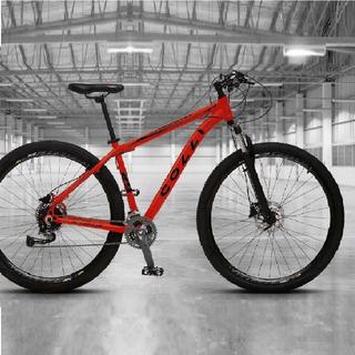 Bicicleta Colli Mtb Aro 29 Kit Shimano 21m - 531/26