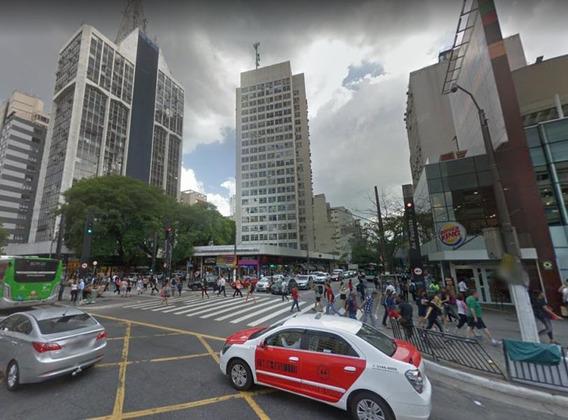 Sala Comercial Para Venda Em São Paulo, Jardim Paulista, 1 Banheiro - 2037_2-733589