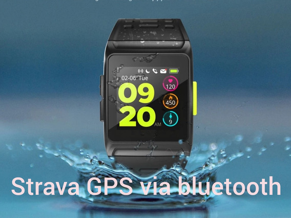 Relogio Strava Makibes Br1 Via Bluetooth