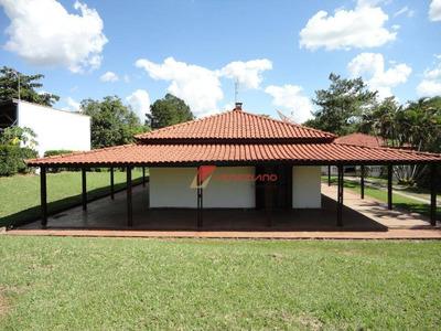 Chácara Residencial À Venda, Vertentes Das Águas, São Pedro. - Ch0056