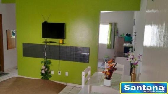 04559 - Apartamento 2 Dorms, Itaici Ii - Caldas Novas/go - 4559