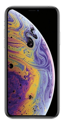 Celular Smartphone Apple iPhone Xs 256gb Prata - 1 Chip