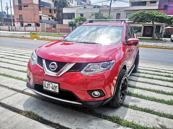 Nissan X-trail Full Exclusive