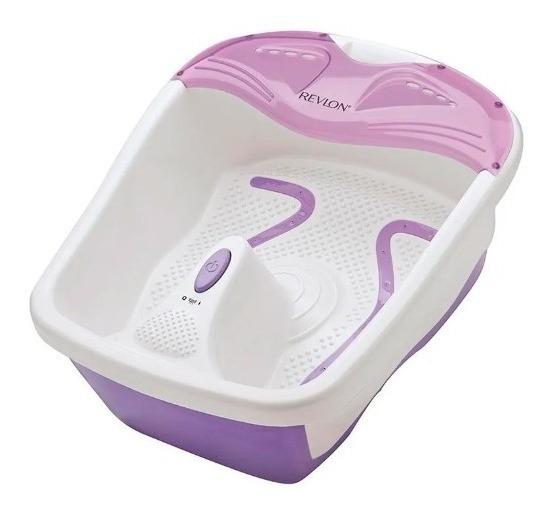 Baño De Burbujas Para Pies Revlon Rvfb7009la2a