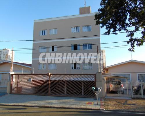 Apartamento À Venda 3 Dormitórios Na Vila Industrial Em Campinas - Ap21925 - Ap21925 - 69310487