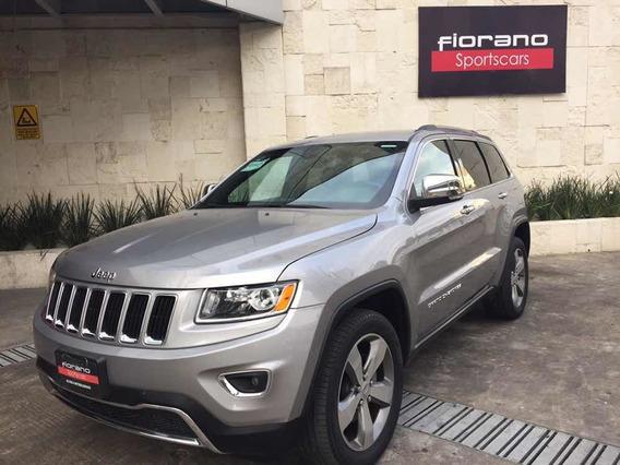 Jeep Grand Cherokee 3.6 Limited Lujo Mt 2016