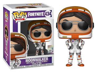 Funko Pop Fortnite Moonwalker Figura Muñecos Lelab 99280