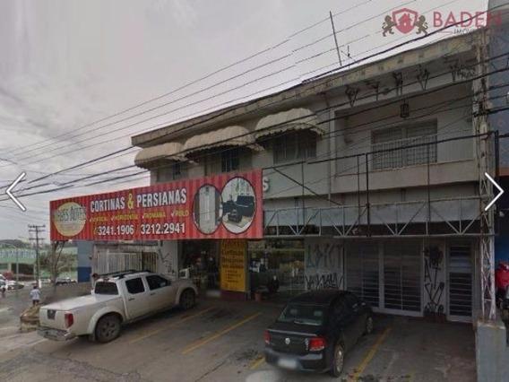 Casa Comercial Em Campinas - Sp, Bonfim - Ca00692