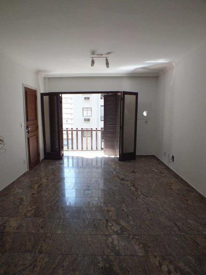 Apartamento Com 2 Dorms, Pompéia, Santos - R$ 520 Mil, Cod: 1352 - V1352