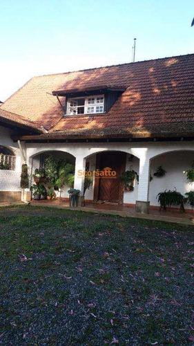 Chácara Com 3 Dorms, Engenho, Itapecerica Da Serra - R$ 1.7 Mi, Cod: 3856 - V3856