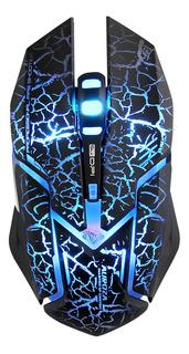 E-blue M639 4000dpi 6 Botones Usb Con Cable Retroiluminado Ó