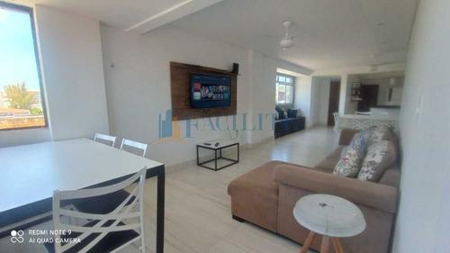 Apartamento A 50m Da Praia, Bessa - 38322