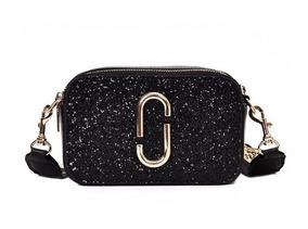 Bolsa Feminina Inspired Marc Jacobs Snapshot Small Luxo