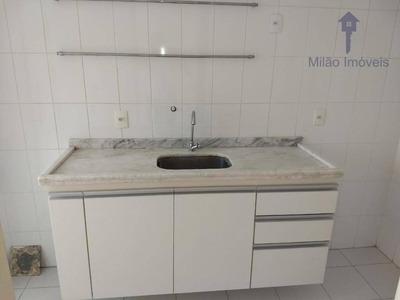 Apartamento 2 Dormitórios Para Locação, 53m², Edifício Residencial Firenze, Centro Em Sorocaba/sp - Ap0951