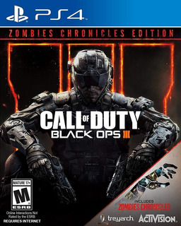 Call Of Duty Black Ops 3 Zombies Chronicles Primaria Ps4