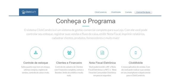 Sistema Automação Comercial Nfe Nfce, Estoque, Pdv E Vendas