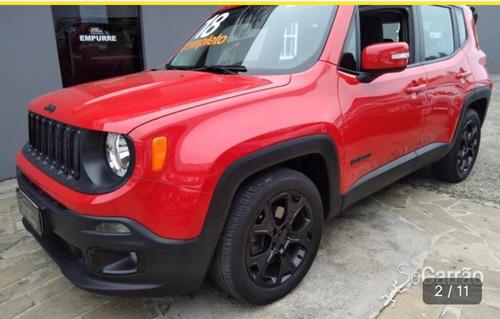 Jeep Renegade Night Eagle 1.8 Financio Pelo Cnpj Aut.