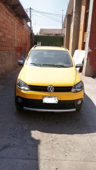 Volkswagen Crossfox 2014 Como Nuevo