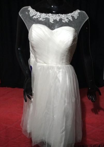 Vestido De Novia - 15 Años Importado Usa Bordado
