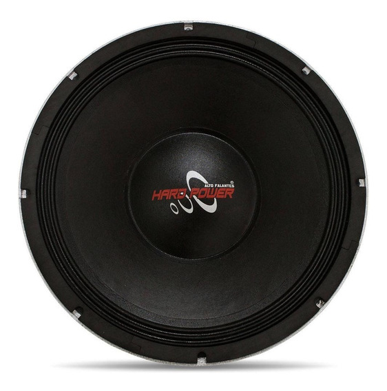 Woofer Hard Power Hp 1750sg 15 Polegadas 1750w Rms 2 Ohms
