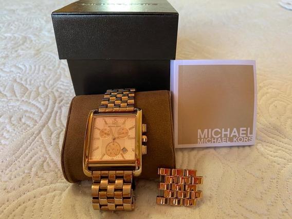 Relógio Michael Kors Mk 3142 - Rose