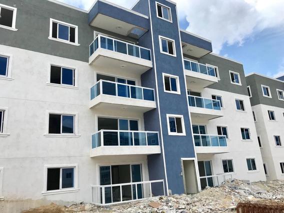 Apartamentos Listos En Ave Republica De Colombia