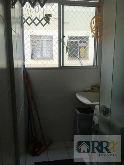 Apartamento Para Venda Em Suzano, Vila Urupês, 2 Dormitórios, 1 Banheiro, 1 Vaga - 96