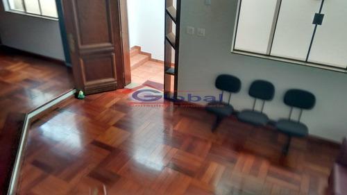 Venda Sobrado - Bairro Jardim - Santo André - Gl36177