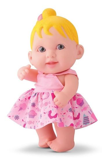 Boneca Babies Bee Toys - Loira Ou Morena